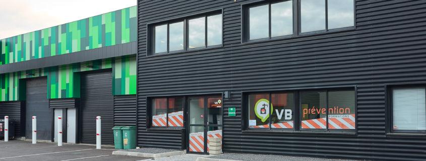 Inauguration plateforme - nouveaux locaux VB Prévention